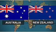 নিউজিল্যান্ডের পতাকা নকল করেছে...