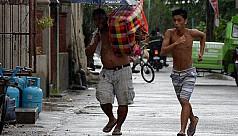 ফিলিপাইনে আঘাত হানতে যাচ্ছে টাইফুন