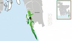নাফ নদী থেকে ৯ জেলেকে ধরে নিয়ে গেছে বিজিপি