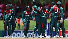 অনূর্ধ্ব-১৯ বিশ্বকাপ: ভারতকে হারিয়ে...