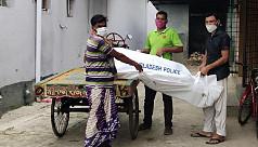 'বিএসএফের গুলিতে' বাংলাদেশি নিহতের ৬ দিন পর লাশ...