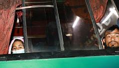 স্বেচ্ছায় দলে দলে ভাসানচরের পথে রোহিঙ্গারা